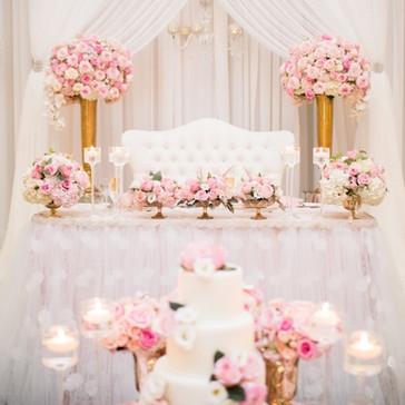 #5 Pedestals For Wedding Ceremony And Reception Toronto