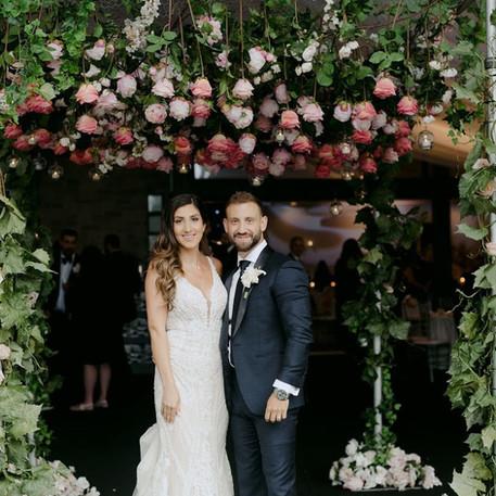 #4 Wedding Chupah Flower Arch Toronto