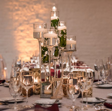 #9 Rental Floating Candes And Low Candles Centrepieces