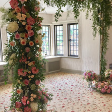 #14 Floral Arch For Wedding Ceremony And Reception Toronto