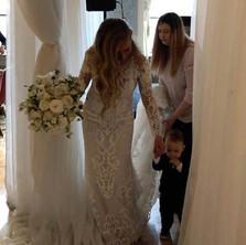 #25 Bridal Bouquet Toronto
