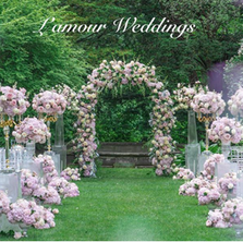 #23 Floral Arch For Wedding Ceremony And Reception Toronto