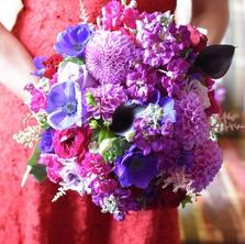 #37 Bridal And Bridesmaids Bouquets Toronto