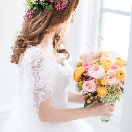 #6 Bridal Bouquet Toronto