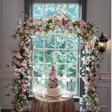 #6 Cake Table Flowers And Accessories Toronto