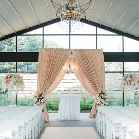 #25 Custom Wedding Chupah Toronto