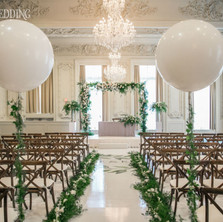 #1 Floral Arch For Wedding Ceremony And Reception Toronto