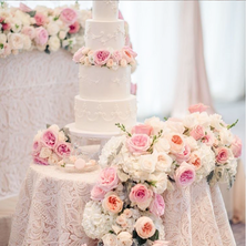 #4 Cake Table Flowers And Accessories Toronto