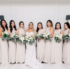#41 Bridal And bridesmaides Bouquets Toronto