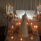 #18 Wedding Head Table Flowers Decor And Accessories GTA