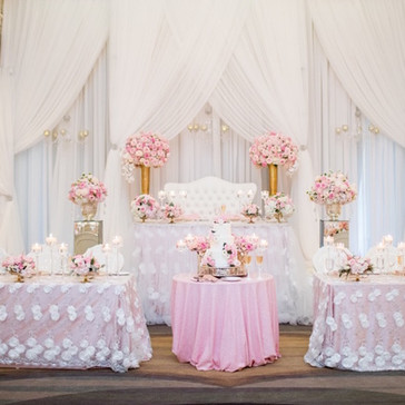 #20 Wedding Head Table Flowers Decor And Accessories GTA