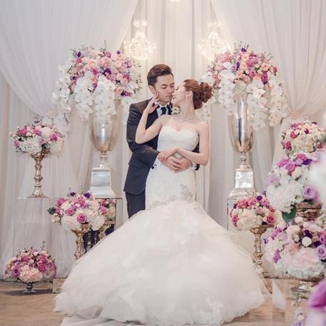 #14 Wedding Ceremony And Reception Hall Floral Arrangements Toronto