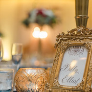 #3 Wedding Table Number Frames Candles Holders And Accessories Toronto