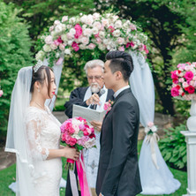 #8 Floral Arch For Wedding Ceremony And Reception Toronto