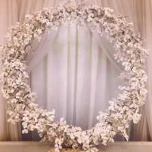 #16 Floral Arch For Wedding Ceremony And Reception Toronto