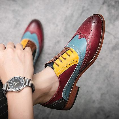 Men's Business Dressy Shoes #2