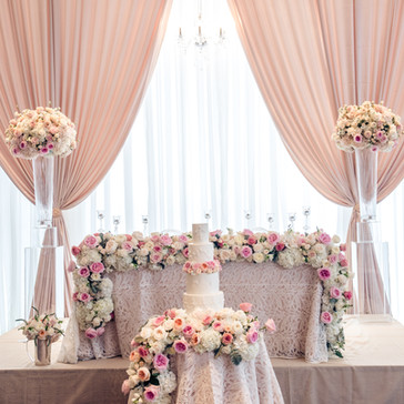 #3 Wedding Head Table Flowers Decor And Accessories GTA