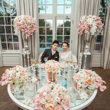 #4 Pedestals For Wedding Ceremony And Reception Toronto