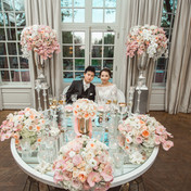 #14 Wedding Head Table Flowers Decor And Accessories GTA