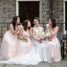 #32 Bridal And Bridesmaids Bouquets Toronto