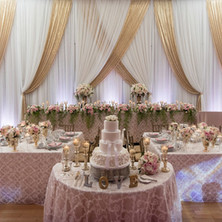 #2 Cake Table Flowers And Accessories Toronto