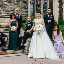 #38 Bridal And Bridesmaids Bouquets Toronto