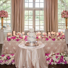 #7 Cake Table Flowers And Accessories Toronto