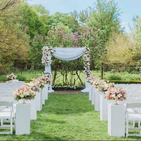 #24 Floral Arch For Wedding Ceremony And Reception Toronto