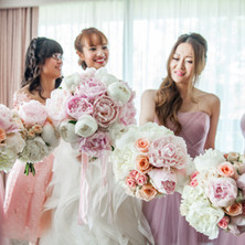 #16 Bridal And Bridesmaids Bouquets Toronto