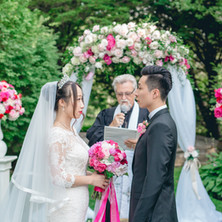 #2 Floral Arch For Wedding Ceremony And Reception Toronto