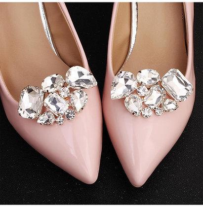 Lotte Bridal Shoe Clips