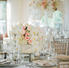 #25 Tall And Low Fresh Floral Centrepieces For Wedding Guest Tables Toronto