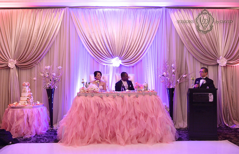 Wedding decor in toronto flowers decor rentals luxury wedding decor toronto junglespirit Gallery