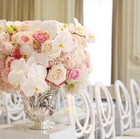 #11 Tall Fresh Floral Centrepieces For Your Wedding Reception Tables In The GTA
