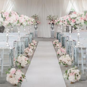 #9 Pedestals For Wedding Ceremony And Reception Toronto