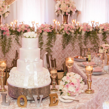 #10 Wedding Head Table Flowers Decor And Accessories GTA