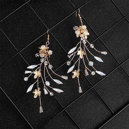 Luna Wedding Earrings