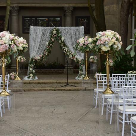 #20 Wedding Ceremony Flowers Decor Rentals And Accessories GTA