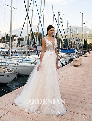 Wedding Dress V514