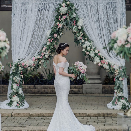 #3 Floral Arch For Wedding Ceremony And Reception Toronto