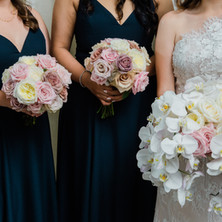 #50 Bridal And Bridesmaids Bouquets Toronto