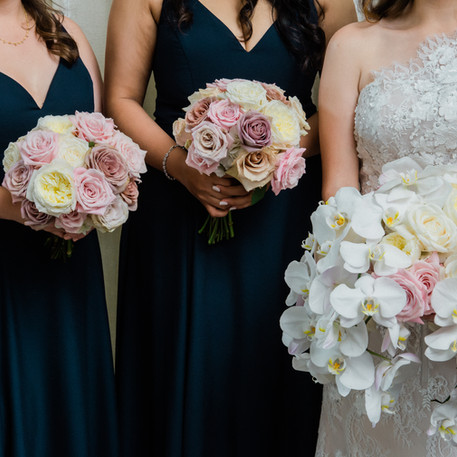 #50 Bridal And Bridesmaids Bouquets Toronto