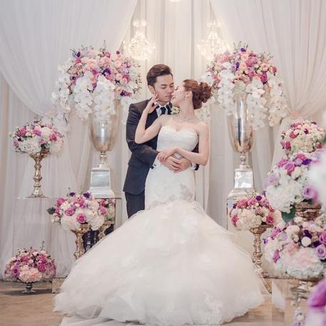 #2 Wedding Ceremony Flowers Decor Rentals And Accessories GTA