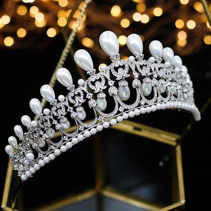 Evolette Wedding Tiara