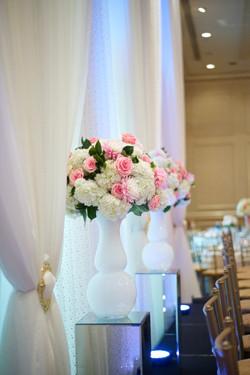 Head Table Wedding Flowers Toronto