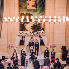 #10 Floral Arch For Wedding Ceremony And Reception Toronto