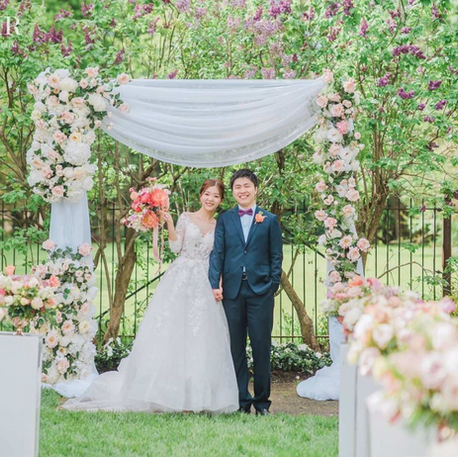 #15 Floral Arch For Wedding Ceremony And Reception Toronto