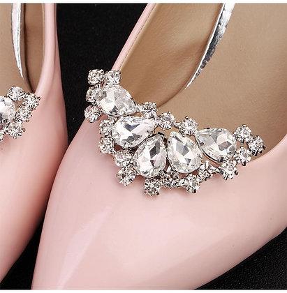 Ella Bridal Shoe Clips