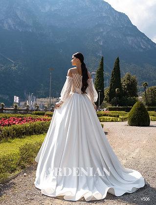 Wedding Dress V506