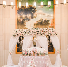 #15 Cake Table Flowers And Accessories Toronto